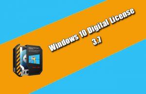 Windows 10 Digital License 3.7