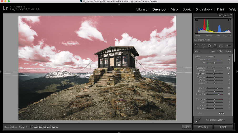 Photoshop Lightroom Classic CC 2018 Mac Torrent