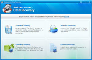 Wondershare Data Recovery 2018 Fr torrent
