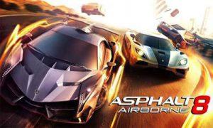 Asphalt 8 Airborne Apk Android game