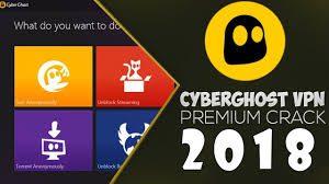 CyberGhost Premium 2018 + crack Torrent