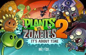 Plants vs Zombies 2 Apk + data