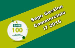 Sage Gestion Commerciale i7 2016 FRENCH
