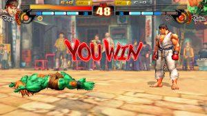 Street Fighter IV Arena Apk + data