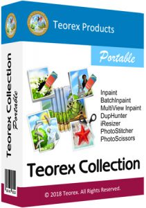 Teorex Collection 2018 Torrent 32 et 64bits Portable