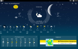 meteo france android apk