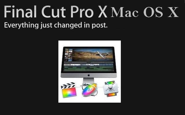 Apple Final Cut Pro X 10.2.1 Mac OS X Torrent
