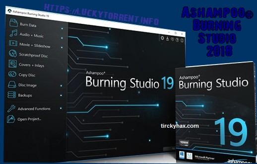 Ashampoo® Burning Studio 2018 Torrent