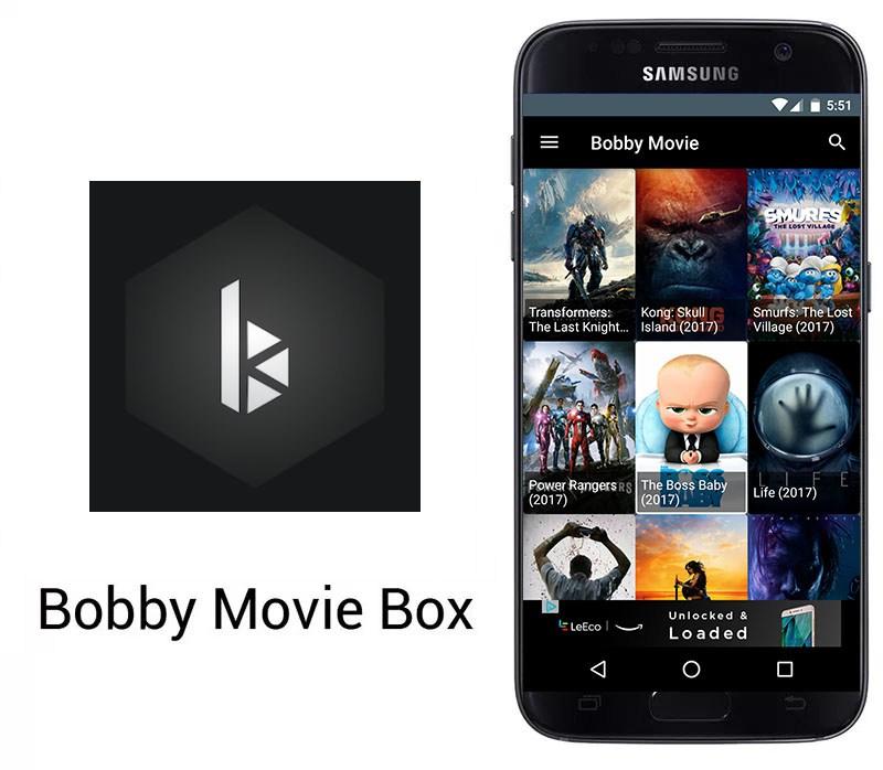 Bobby Movie Box Regarder des films gratuits et des series tele sur android.jpg