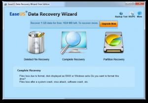 EaseUS Data Recovery 2018 Torrent Fr