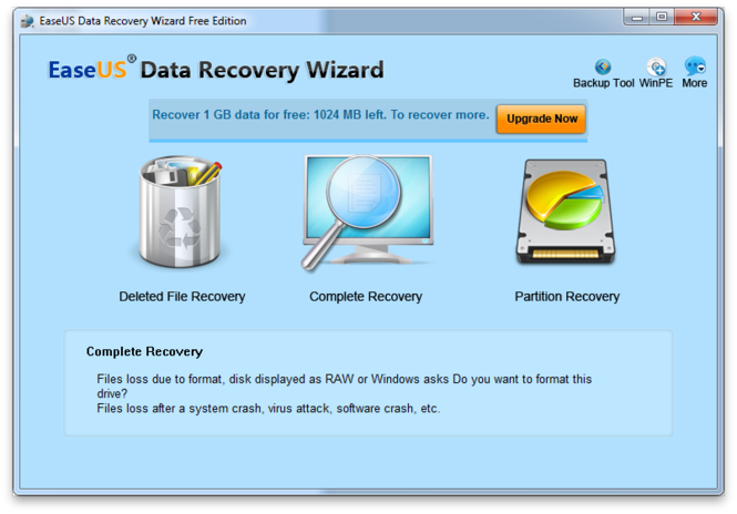 EaseUS Data Recovery 2018 Torrent Fr