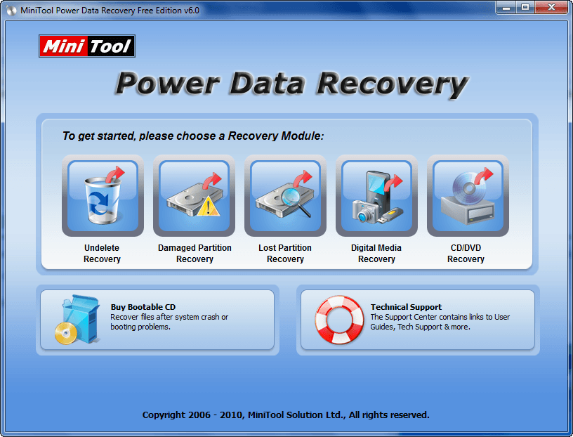 MiniTool Power Data Recovery 2018 Torrent