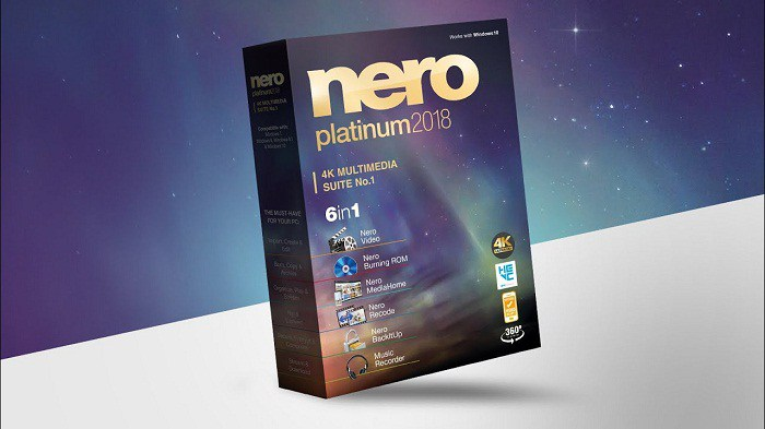 Nero Platinum 2018 Torrent