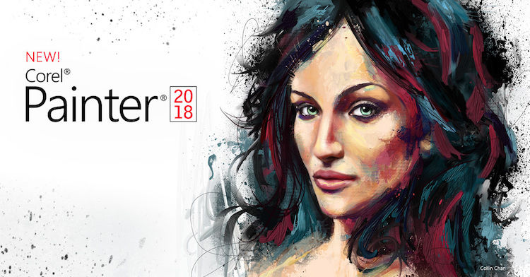 Corel Painter 2018 + Crack MacOS