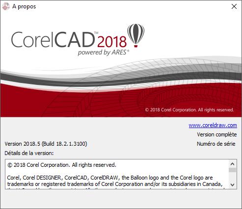 CorelCAD 2018.5 Fr Torrent