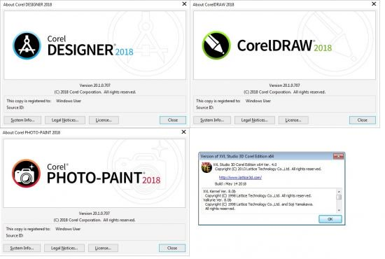 CorelDRAW Technical Suite 2018 + Crack