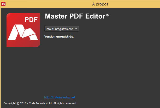 Master PDF Editor 2018 +Patch