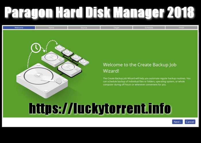 Paragon Hard Disk Manager 2018 Torrent