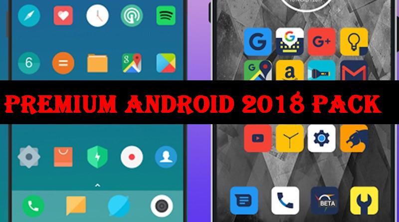 Premium Android apk 2018 Pack