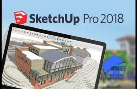 Photo of SketchUp Pro 2018 + Crack