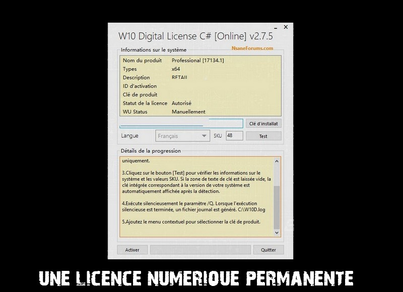 Windows 10 Digital License Activation 2018