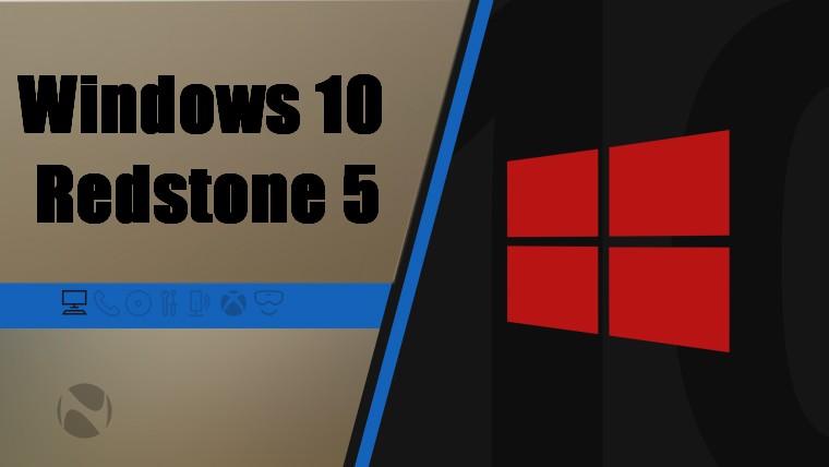 Windows 10 Redstone 5 Torrent