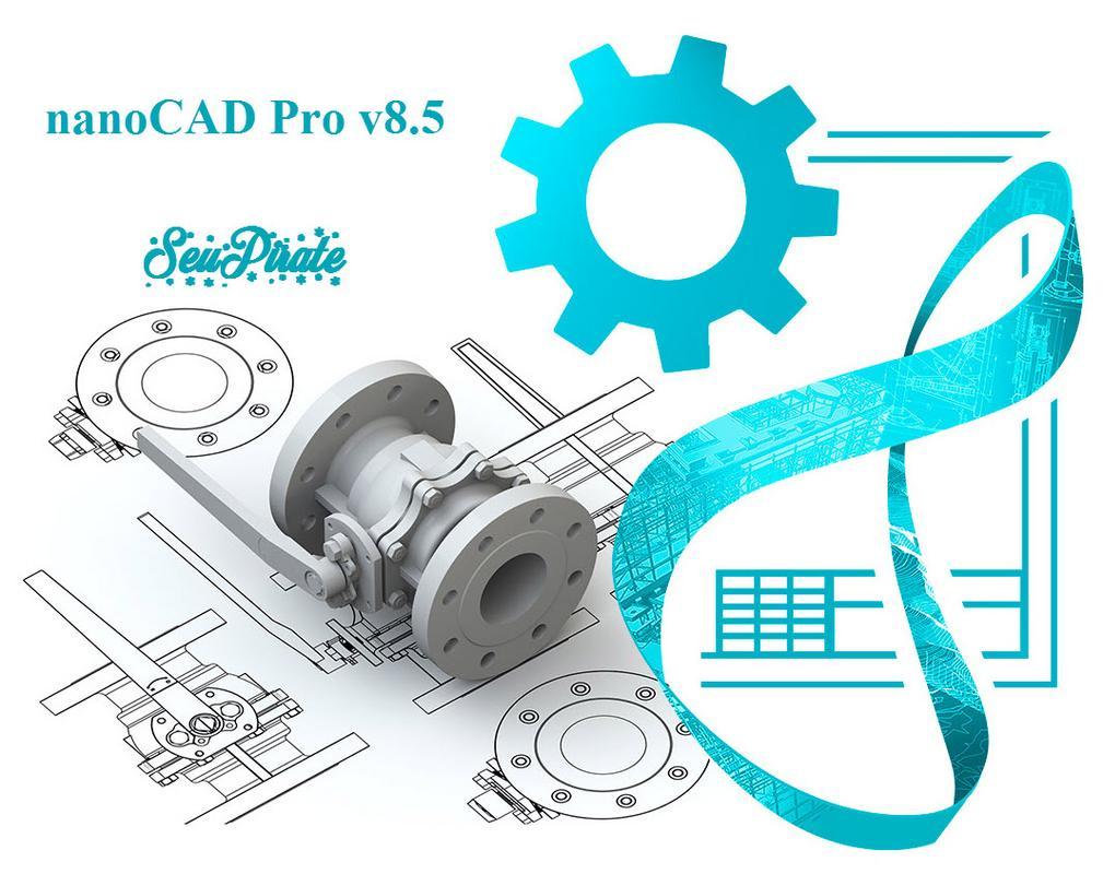 nanoCAD Pro 2018 64 bits Torrent