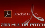 Adobe Acrobat Pro DC 2018 Multi + Patch