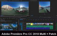 Adobe Première Pro CC 2018 Multi + Patch