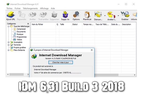 IDM 6.31 Build 3 2018 Torrent