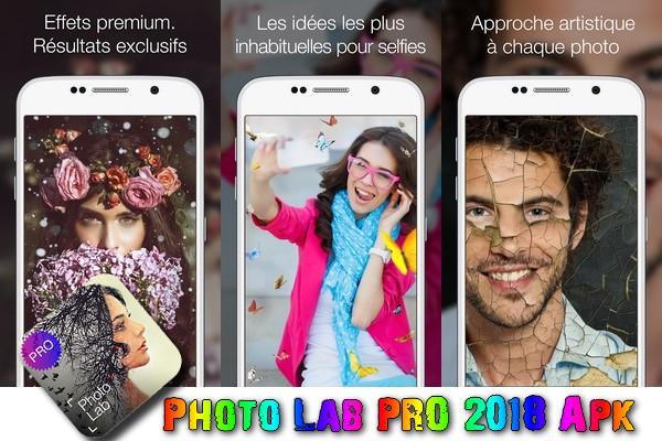 Photo of Photo Lab PRO 2018 Apk Torrent