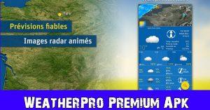 WeatherPro Premium Apk en Français