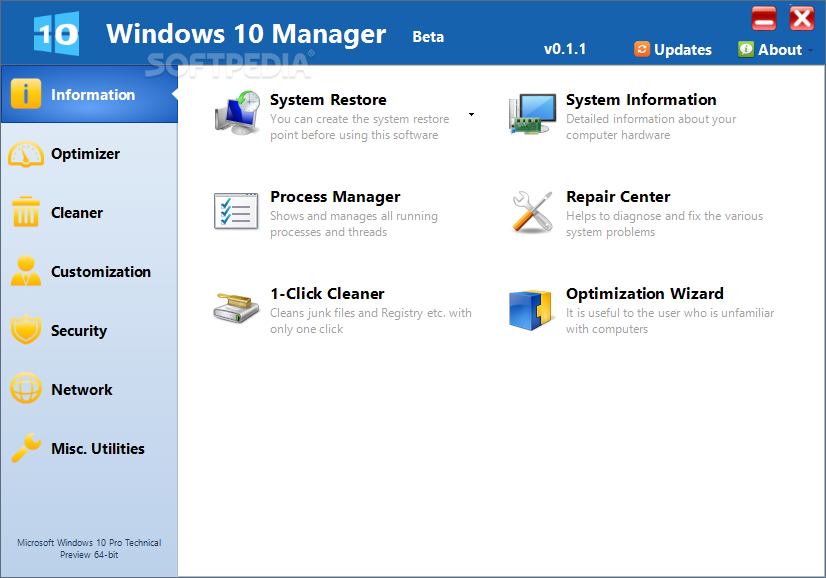Windows 10 Manager 2018 Multi Torrent