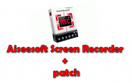 Aiseesoft Screen Recorder + patch