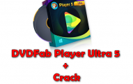 DVDFab Player Ultra 5 + Crack