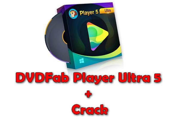 DVDFab Player Ultra 5 + Crack