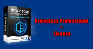 DriverEasy Professional + License