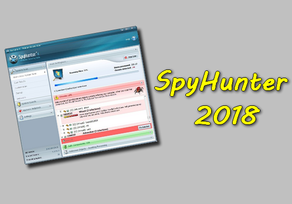 SpyHunter 2018 Torrent
