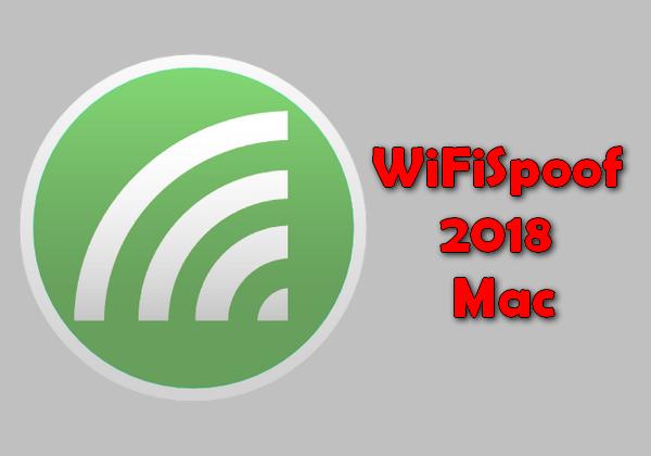 WiFiSpoof 2018 Mac Torrent