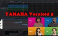 YAMAHA Vocaloid 5 MacOSX