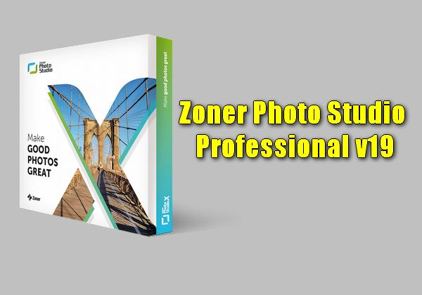 Zoner Photo Studio Professional v19 Torrent