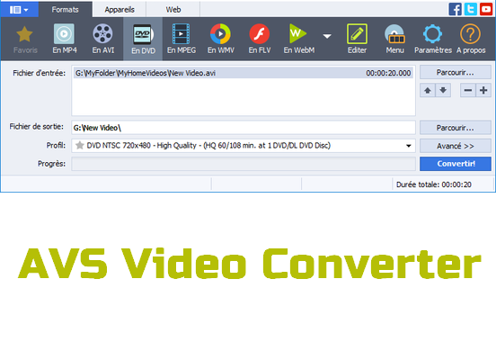 avs video converter dvd to mp4
