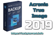 Acronis True Image 2019 Torrent