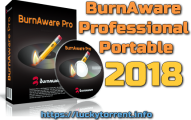 BurnAware Professional Portable Torrent