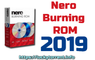 Nero Burning ROM 2019 Torrent