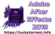 Adobe After Effects CC 2019 Torrent