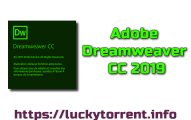 Adobe Dreamweaver CC 2019 Torrent