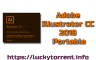 Adobe Illustrator CC 2019 Portable Torrent