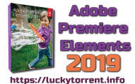 Adobe Premiere Elements 2019 64Bit Torrent