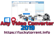 Any Video Converter Ultimate 2019 Torrent